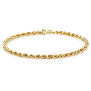 pulsera de oro para mujer 9k