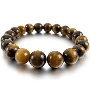 pulsera de piedra y mineral preciosos y energeticos