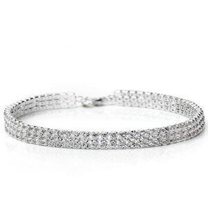 pulsera de plata para hombre y mujer